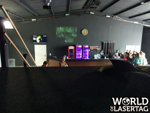 LIVE-Übertragung bei World of Lasertag Heidelberg
