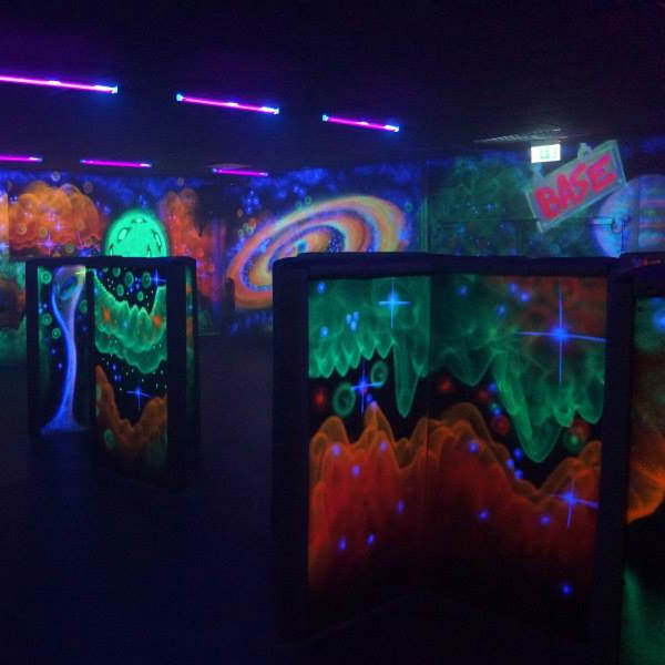World Of LaserTag Mainz